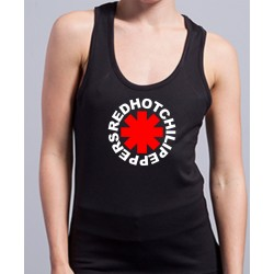 RED HOT CHILI PEPPERS SWIMMING STYLE T-SHIRT