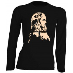 LADY LONG SLEEVE - DAENERYS