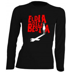 LADY LONG SLEEVE - EL DIA DE LA BESTIA