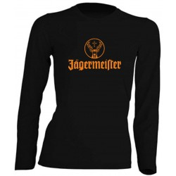 FEMME MANCHES LONGUES - JAGERMEISTER
