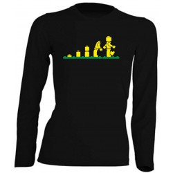 LADY LONG SLEEVE - LEGO EVOLUTION
