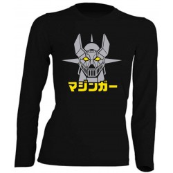 LADY LONG SLEEVE - MAZINGER Z