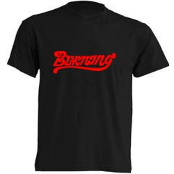 BURNING T-SHIRT