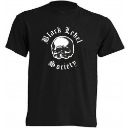 BLACK LEVEL SOCIETY T-SHIRT