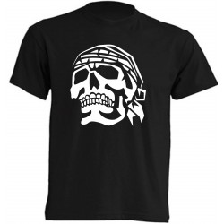PIRATE SKULL T-SHIRT