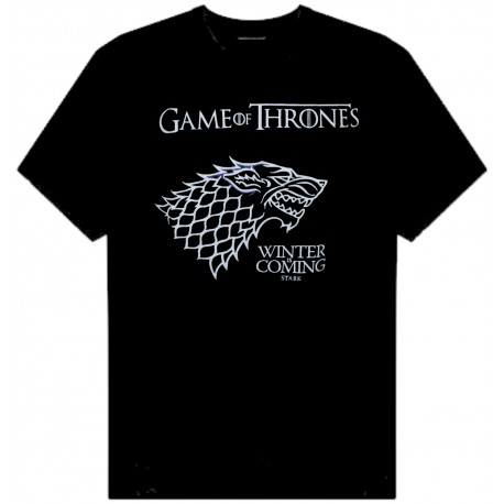 GAMES OF THRONES-STARK T-SHIRT