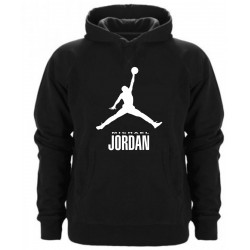 MICHAEL JORDAN HOODED SWEATER
