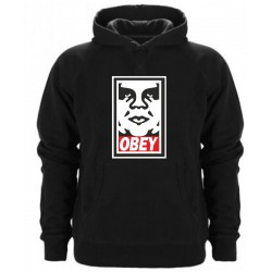 OBEY HOODED SWEATER