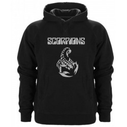 SCORPIONS HOODED SWEATER