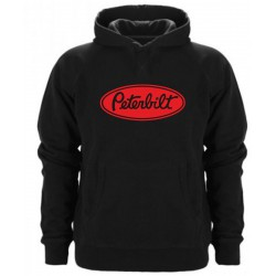 PETERBILT HOODED SWEATER