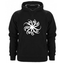 THE CURE HOODED SWEATER