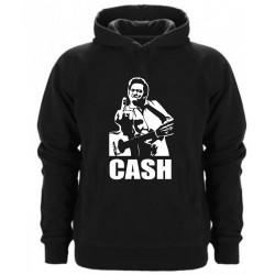 JOHNNY CASH HOODED SWEATER