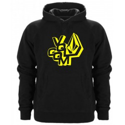 VOLCOM HOODED SWEATER