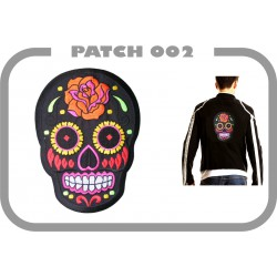 BIG EMBROIDERY PATCH PG002