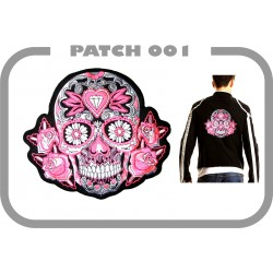 BIG EMBROIDERY PATCH PG001