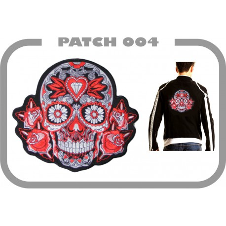 BIG EMBROIDERY PATCH PG004