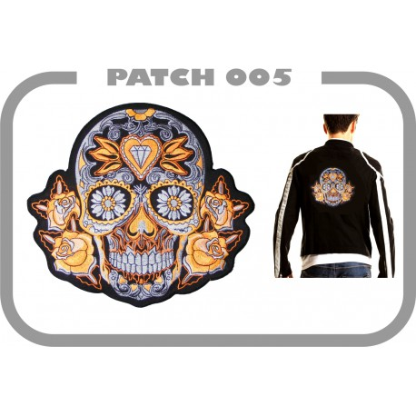 BIG EMBROIDERY PATCH PG005