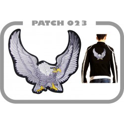 BIG EMBROIDERY PATCH PG023